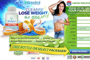 Bowtrol Colon Cleanse Supplement Facts & Review